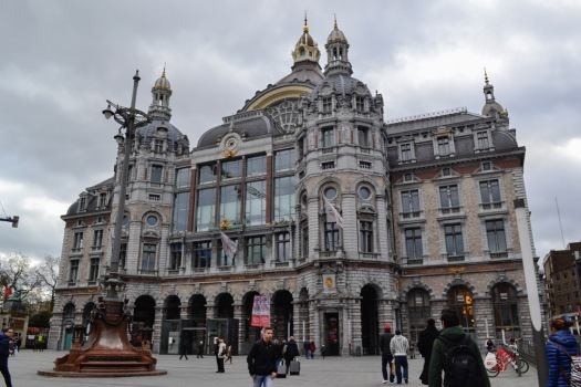 AntwerpTrainStation