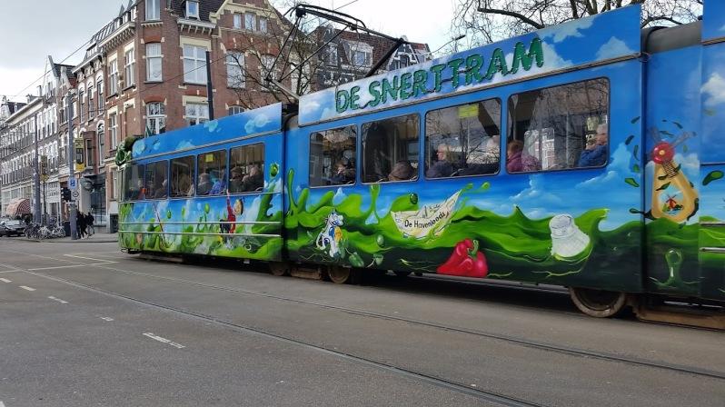 Rotterdam Tram